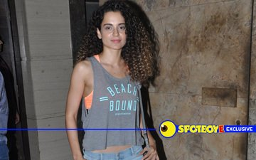 Kangana flying off for a holiday to Switzerland and London