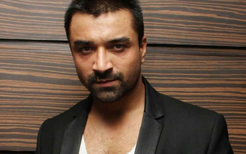 Ajaz Khan booked for sending lewd messages to model