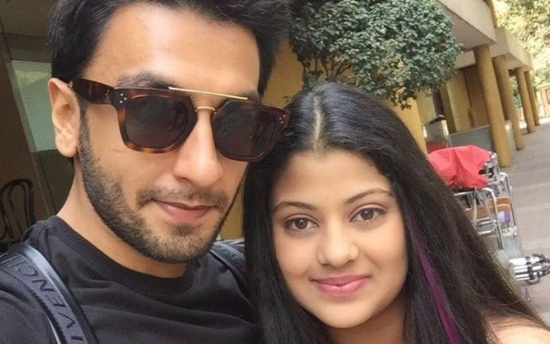 Ranveer Singh fulfils Asha Bhosle's granddaughter's wish