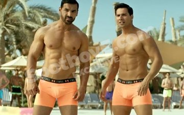 John: People have loved Varun and I taking off our pants and stripping down to our underwears