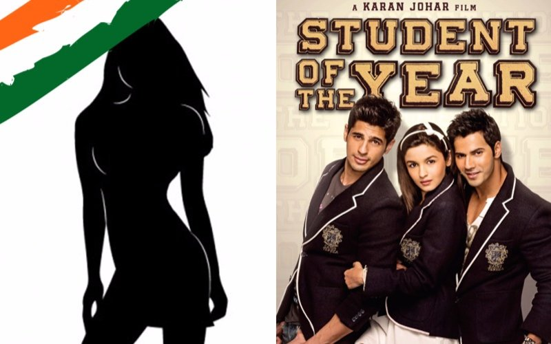 A female star kid to step into Alia's shoes in Student Of The Year 2