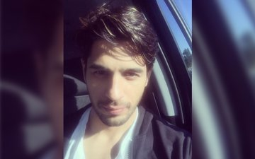 Sidharth Malhotra is sleepless in San Jose