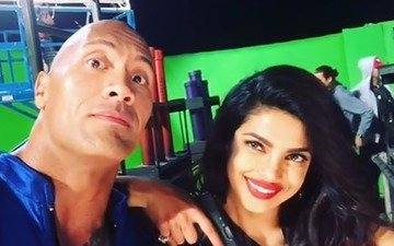Video Alert: The Rock talks about Priyanka