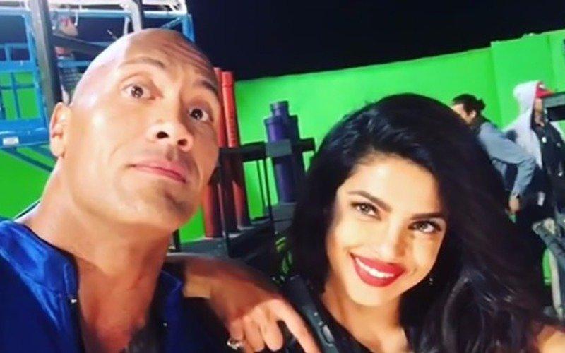 Video Alert: The Rock talks about Priyanka