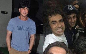 Ranbir, SRK bring in Imtiaz Ali's birthday