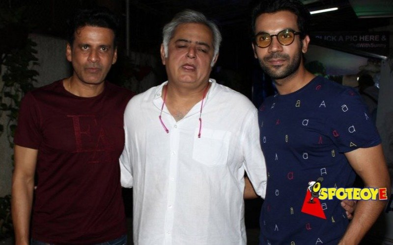 Aligarh gets a thumbs up from B-Town