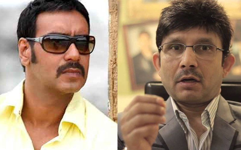ADHM-Shivaay War: Ajay Devgn Says KRK Is Lying