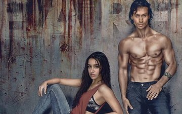Love turns rebellious in Tiger-Shraddha's Baaghi
