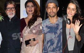 Happy Ganesh Chaturthi: Amitabh Bachchan, Kajol And Other Bollywood Celebs Wish Fans On Social Media