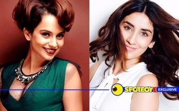 Kangana replaced by a newbie in Divine Lovers