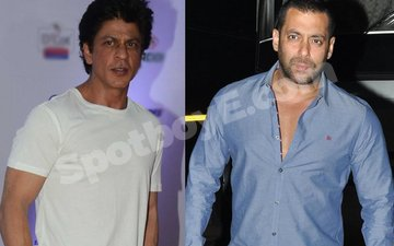 Shah Rukh Khan comments on Salman Khan's 'Raped Woman' analogy