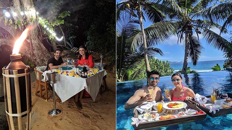 Sanaya Irani And Mohit Sehgal's Seychelles Vacay Pics Are A Sight For Sore Eyes