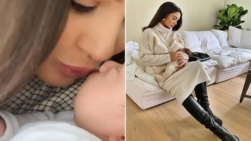 Amy Jackson Sings The Birthday Song For Son, Andreas As Her Turns A Month Old- WATCH VIDEO
