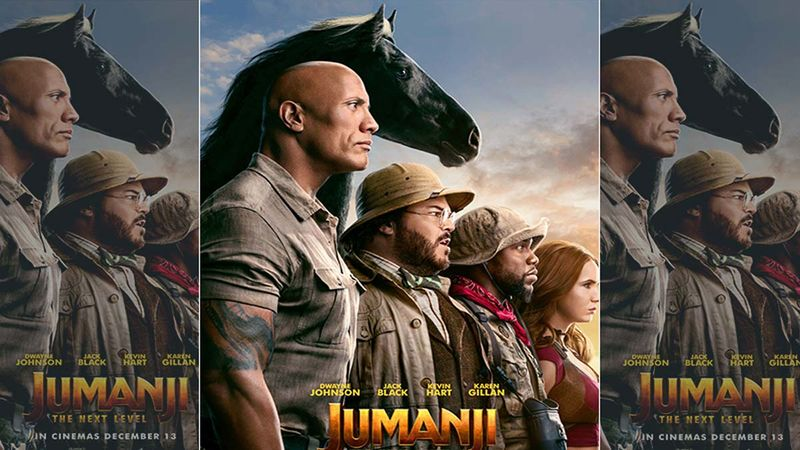 Jumanji: The Next Level Final Trailer Out: Dwayne Johnson, Kevin Hart And Nick Jonas Promise Next Level Of Adventure And Excitement