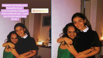 Alia Bhatt Makes Her Team Member's Birthday Special By Attending Her Bash, Laughs Like There's No Tomorrow