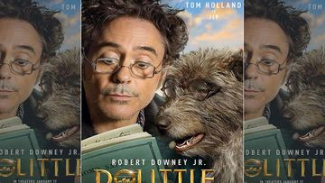 Iron Man Robert Downey Jr And Spider-Man Tom Holland Reunite For Dolittle And We Are Already Excited