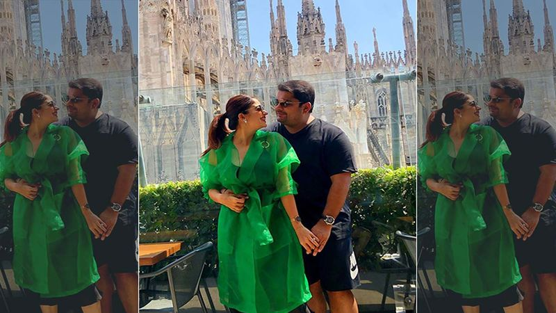 Former Bigg Boss Contestant Nehha Pendse Confirms Tying The Knot With Shardul Singh Byas