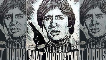 50 Years Of Amitabh Bachchan: As Debut Movie Saat Hindustani Turns 50, Here's How Much Big B Got Paid For It