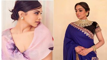 Deepika Padukone Reveals Her Last Conversation With Sridevi And It Proves They Are True Blue South Indians
