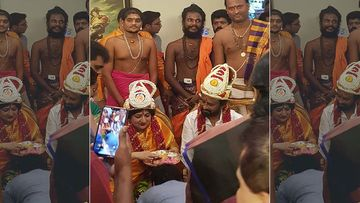 INSIDE PICTURES From Thalaiva Rajinikanth's 69th Birthday Puja Celebrated According To Hindu Calendar