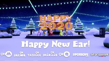 9X Media Welcomes 2020 With Brand New Catchy Number HAPPY NEW EAR