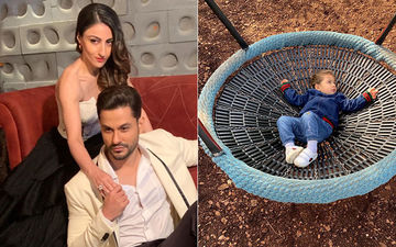Soha Ali Khan-Kunal Kemmu's Li'l Princess Inaaya Spend Her Sunday At A Park In London; SEE Pics And Videos
