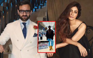 Tabu Begins Shooting In London For Jawaani Jaaneman; A Pic Of The Actress Goes Viral
