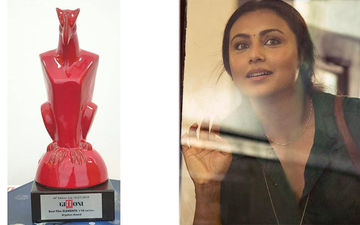 Rani Mukerji's Hichki Bags Gryphon Award For The Best Film At 49th Edition Of Giffoni Film Festival