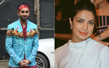"Ayushmann Khurrana Supports Priyanka Chopra In The Pak Row; Says, ""She Represents India Really Well"""