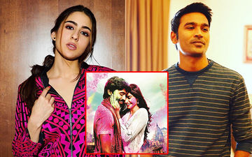 Sara Ali Khan And Dhanush To Not Come Together For The Sequel Of Raanjhanaa, Confirms Spokesperson Of Aanand L Rai
