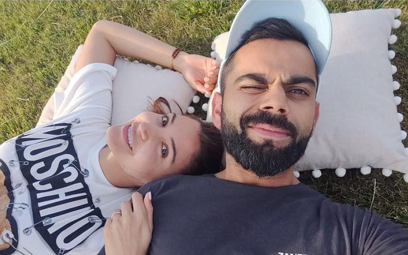 Anushka Sharma Testing Her Photography Skills On Hubby Virat Kohli Has An Ace Photographer Fearing For His Job
