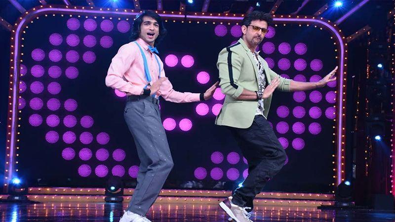 Nach Baliye 9: Shantanu Maheshwari Has An EPIC Fan Moment With Hrithik Roshan As He Grooves With The Actor On Ek Pal Ka Jeena