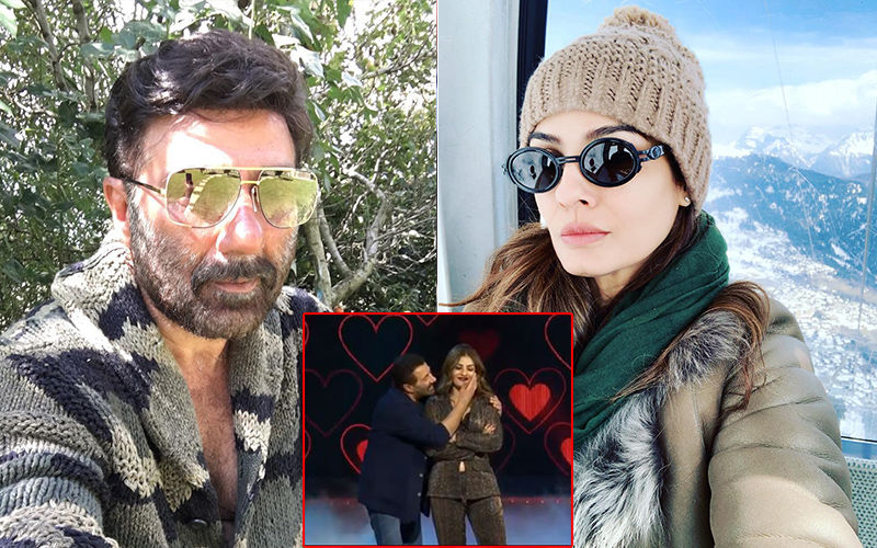 Nach Baliye 9: Sunny Deol And Raveena Tandon Take Us Back In Time With A Romantic Dance Act