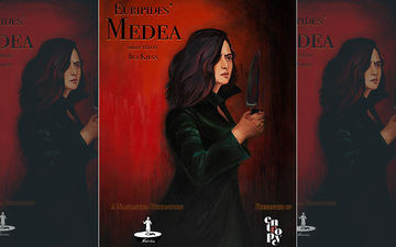 First Poster Of Aamir Khan's Daughter, Ira Khan's Theatre Directorial Debut Euripides' Medea Out