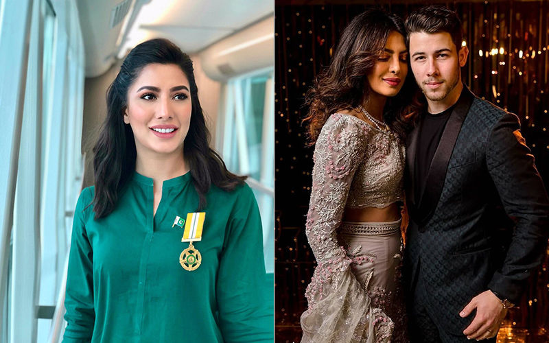 Indians Slam Pakistani Actress Mehwish Hayat For Clicking A Selfie With Nick Jonas After Calling His Wife Priyanka Chopra A Hypocrite