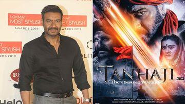Tanhaji: The Unsung Warrior Declared Tax-Free In Maharashtra; Ajay Devgn Thanks CM Uddhav Thackeray