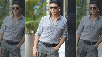 Akshay Kumar Becomes The First Actor To Charge A Whopping 120 Crore For A Film- Reports