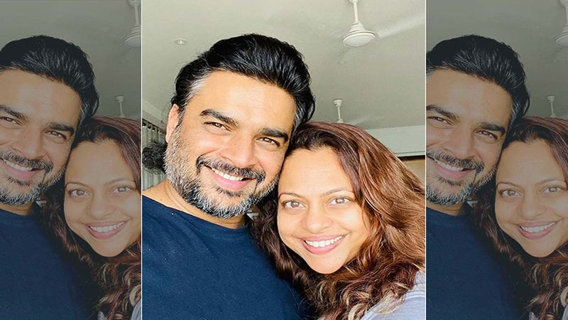 R Madhavan Pens A Warm Birthday Wish For His Wife Sarita Birje; Says 'Vedaant And I Will Be Lost If Not For You'