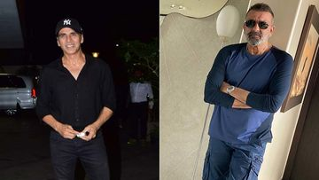 Akshay Kumar Calls Sanjay Dutt Beating Cancer As 'Best News' As He Looks Forward To Seeing Baba On The Set