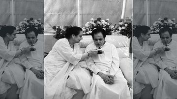 Saira Banu Pens An Emotional Message As Her 54th Wedding Anniversary With Dilip Kumar Draws Close; There Will Be No Celebrations This Year