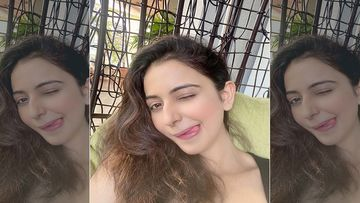 Rakul Preet Singh Looks Piping Hot In A Bikini As She Enjoys Her Vacay In Maldives, Actress Spices It Up With Her Filmy Captions