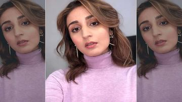 Dhvani Bhanushali Gets A Brand New Hair Colour; Experiments With Colour Red As She Looks Ravishing