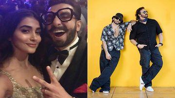 Pooja Hegde Wraps Up The First Schedule Of Cirkus In Mumbai Co-Starring Ranveer Singh