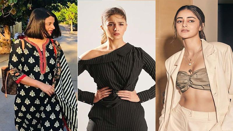 Filmfare Awards 2020: Kangana's Sister Rangoli Takes A Dig At Alia Bhatt And Ananya Panday For Their BIG Win