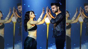 Bigg Boss 13's Madhurima Tuli Pulls Off A Romantic Dance With Ex Vishal Aditya Singh; Calls It 'Professionalism'