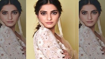 Sonam Kapoor Slams A Journalist Questioning Her Father Anil Kapoor's Connection With Dawood Ibrahim