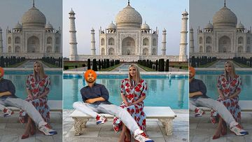 Diljit Dosanjh's Fan Edited Picture With Ivanka Trump At Taj Mahal Is Worthy Of A Good Laugh