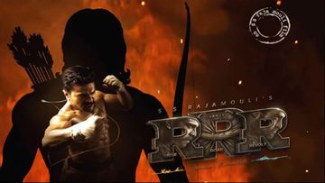 Jr NTR And SS Rajamouli Unveil Ram Charan's Character Bheem In RRR On His Birthday- Video Inside