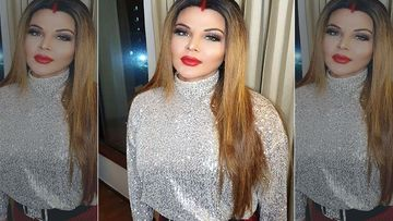 Rakhi Sawant Urges People Not To Play Holi This Year And The Reason Is Coronavirus- Video Inside