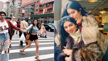 Janhvi Kapoor OR Khushi Kapoor - Who Will Get Married First And Have Kids First; Sisters Take A Fun Online Quiz – Video